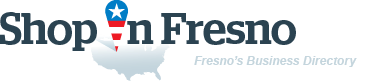 ShopInFresno. Business directory of Fresno - logo